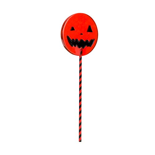 Trick R Treat Lollipop Sam Unbitten Lollipop Pumpkin