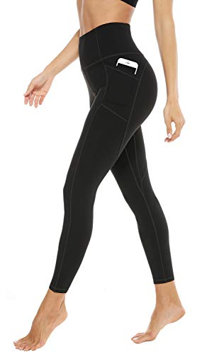 JOYSPELS Leggings Damen, Sporthose Lang Sportleggins, High Waist Sport Leggins für Damen