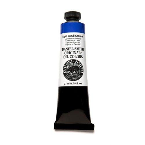 DANIEL SMITH TCW-437Daniel Smith Original Oil Color 37ml Paint Tube, Lapis Lazuli Genuine