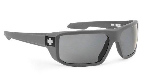 Spy Optic McCoy Sunglasses Primer Grey Frame - Grey - Mccoy Spy Lenses