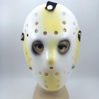 Fashion Cosplay for Halloween Masquerade Carnival Party Prom Carnival Mask (Killer Yellow) (Kiss Me Kitty Costume)