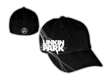 Linkin Park Black Baseball Cap  Amazon.co.uk  Clothing 24ea3a0fb3f