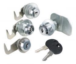 4 PIece Lock Part Accessories Set