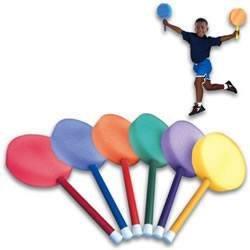 BSN Foam Badminton Paddles 12' (SET)