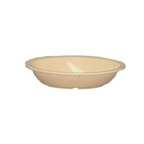 Yanco NS-064T Nessico Oval Bowl, 64 oz Capacity, 11.75