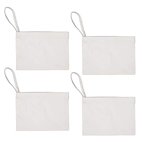 - Aspire 4-Pack 100% Cotton Canvas Bags 11