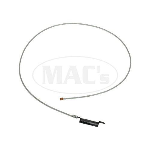 MACs Auto Parts 4274345 Convertible Hold Down Tension Cables Fairlane Torino (Convertible Top Hold Down Cables)