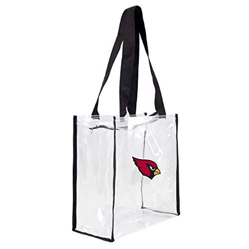 - NFL Arizona Cardinals Clear Square Stadium Tote