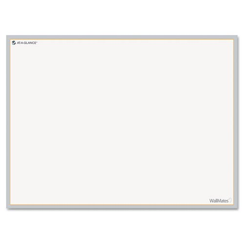 AT-A-GLANCE AW501028 WallMates Self-Adhesive Dry Erase Writing Surface, 24 x 18