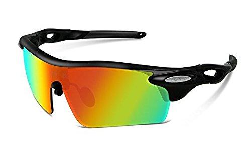 Polarized Men Women Sports Sunglasses interchangeable - Export Sunglasses