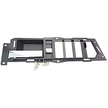 Chrome inside Interior Door Handle Driver LH Left for S10 Blazer Jimmy Pickup
