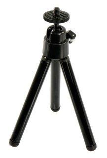 McFun Mini-Tischstativ McFun für Digitalkameras, von 13-18,5cm verstellbar, schwarz