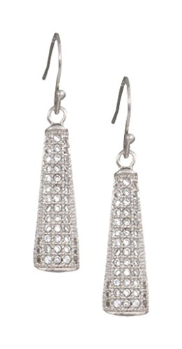 - Montana Silversmiths Jewelry Womens Earrings Crystals ER2518