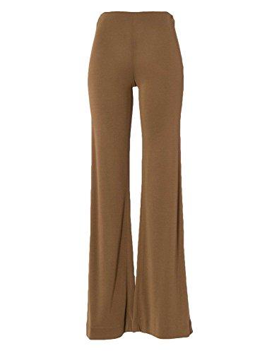 RALPH LAUREN Collection Pantalón Mujer Caramelo