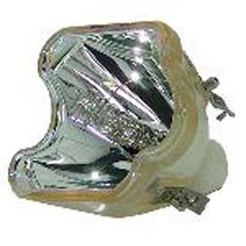 (Replacement For VIEWSONIC PJ-656 BARE LAMP ONLY Projector TV Lamp Bulb)