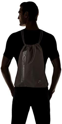 Tech Noir Coussin noir Nike Mixte noir 1Aqgzzw