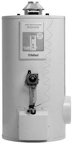 Vaillant Atmostor VGH 160/5 XZ H direkt beheizter Warmwasserspeicher ...