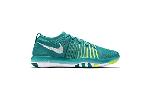 rio Womens voltage Jade Mesh Free Nike Green white Clear Teal Trainers Focus Breathable Flyknit CUHnvqw