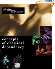 Concepts of Chemical Dependency (Paperback)