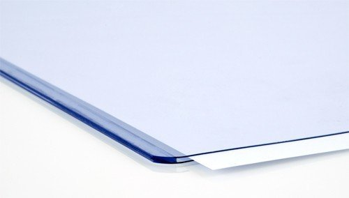 11x17 High Impact Rigid Sheet Holder, Pack of 10, Crystal Clear (558600) by Ruby Paulina LLC