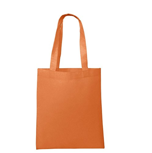Non-Woven Promotional Budget Friendly Wholesale Tote Bag, Convention Trade Show Reusable Bags, 13