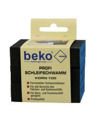 Beko-Profi-Schleifschwamm 20er-Set, Korn 100
