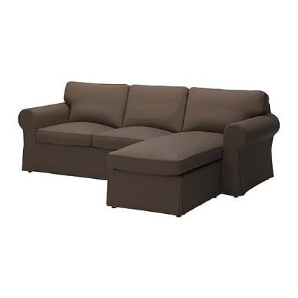 Fine Amazon Com Ikea Ektorp Slipcover For Loveseat With Chaise Inzonedesignstudio Interior Chair Design Inzonedesignstudiocom