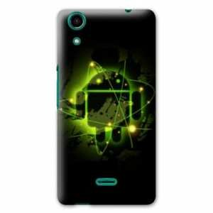 Amazon.com: Case Carcasa Wiko Rainbow Up 4G apple vs android ...
