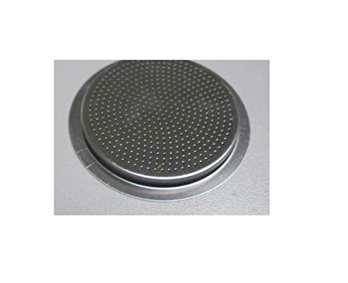 LACOR R62211 Superior Filtro para cafetera Luxe/Hiperluxe 10 Tazas ...