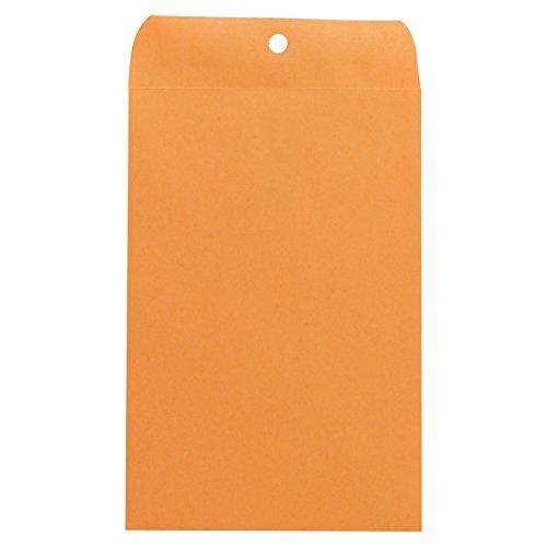 Universal® Kraft Clasp Envelope 100 ()