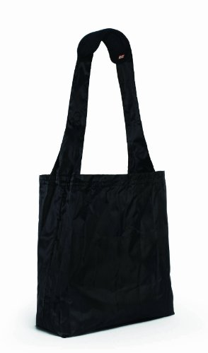 BUILT Comfy Reusable Shopping Black