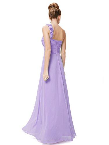 Para Lavanda Elegantes pretty Gasa De Ever Ceremonia Fiesta Coctel 09768 Vestidos Mujer Vestido Partido Noche xZ6nwqxCY