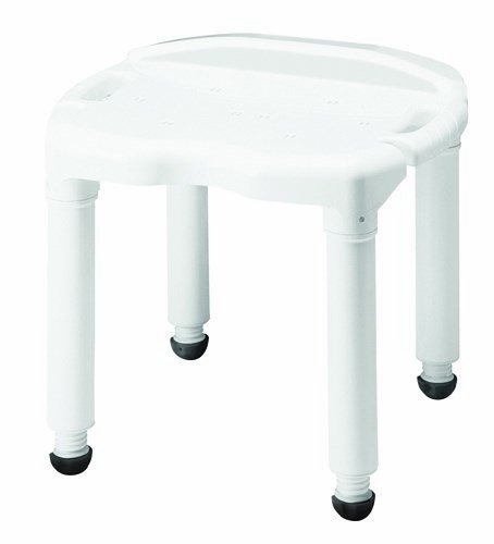 UPC 086876159547, Bath Bench Composite W/O Back Knock-Down - Retail - Carex