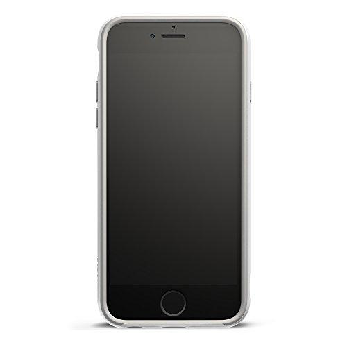 Sleek Tech Armor Case for iPhone 6/6s (Silver) - 7