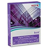 Copy/Printer Paper,100 GE/114 ISO,60Lb,8-1/2''x11'',250/RM,WE, Sold as 1 Package, 250 Each per Package