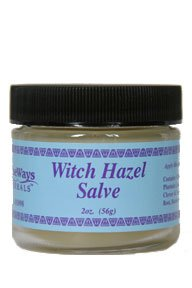 Witch Hazel Salve 2 Ounces by Wise Ways Herbals