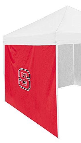 NCAA North Carolina State Wolfpack Adult Side Panel, Red