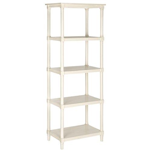 Safavieh American Home Collection Odessa White - Bookcase Safavieh
