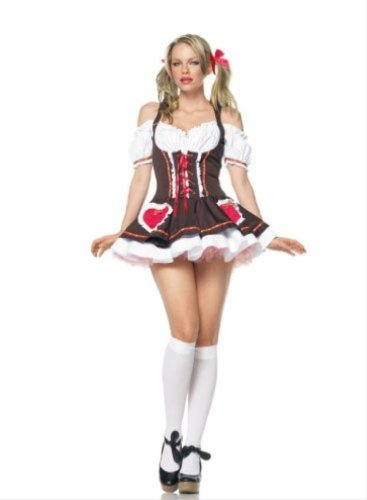 Alpine Girl Costume