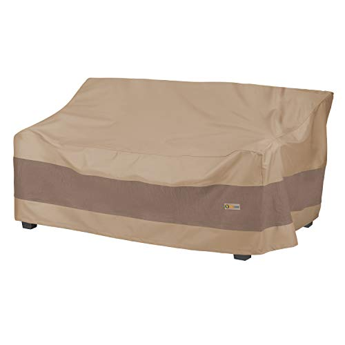 Duck Covers Elegant Patio Sofa Cover, 87-Inch