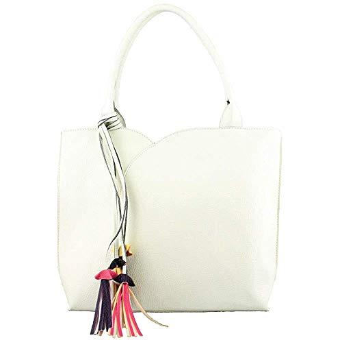 MELLOW WORLD HANDBAGS Women's, Allure Tote Bag Beige N, Beige, Size N