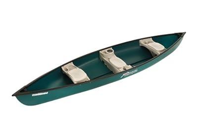 Sun Dolphin 51120 Mackinaw Canoe 15.6-Feet