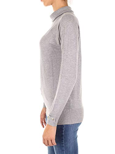 Sueteres Mujeres 821bd53010 Gaudi Gris Jeans TqEn8xa