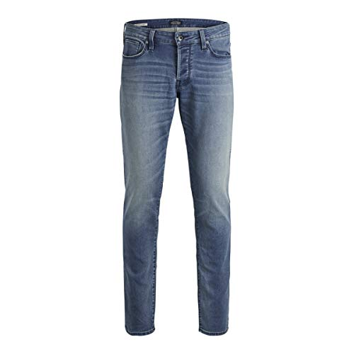 Slim hombre amp; Blue Jack Jones Glenn Denim Jeans Fit 12133433 qR6n0PHw
