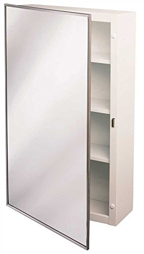 - Proplus 561279 Surface Mount Steel Medicine Cabinet
