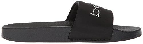 Slide Schwarz Felizia Bebe Womens Sandal wqUxR1