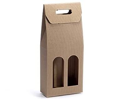 Idea Cajas cartón Bomboniere, rustiche 10, Cajas para ...