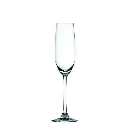 Champagne Flutes Glass, Spiegelau Crystal Wedding Champagne Flute Set Of Four ()