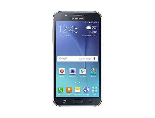Samsung Galaxy J7 J700M, 16GB, Dual SIM LTE, Factory Unlocked - Black (International Version)
