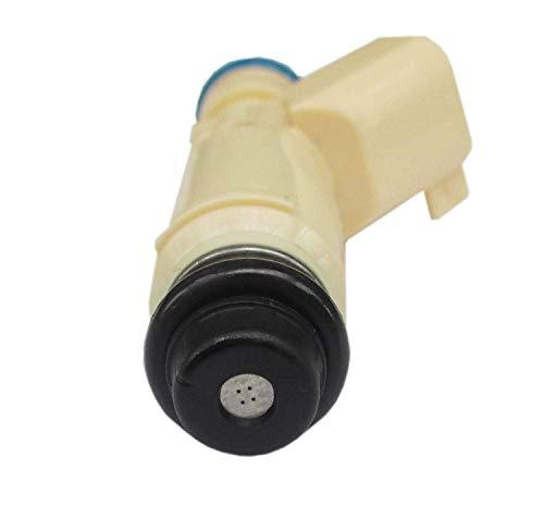 195500-3520 6pcs Fuel Injector YL8E-C7B for Mazda 2001-2003 Ford Escape 3.0L V6